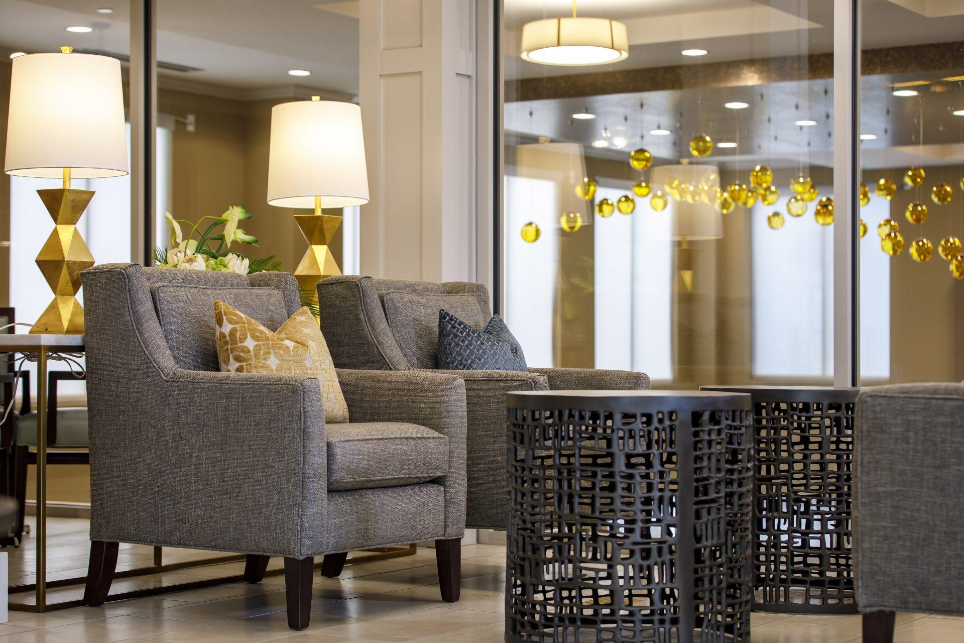 Avenue 81 Senior Living Grand Foyer